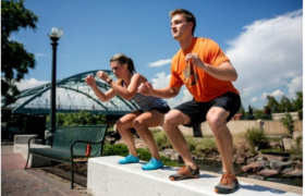 Outdoor Fitness is Beneficial to Your Health