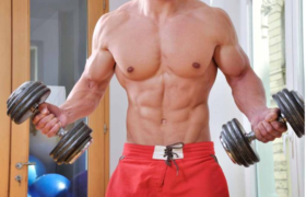 Weight Training Can Literally Shed the Pounds Off You