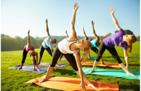 Why Getting Fit Outdoors Is a Great Alternative to the Gym